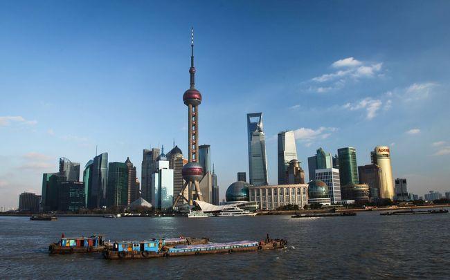 cosa vedere in Cina - Shanghai