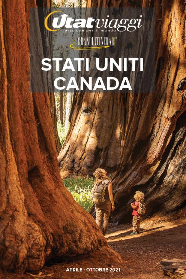 Stati Uniti e Canada 2021
