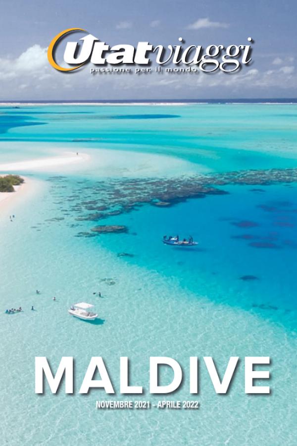Maldive da Novembre 2021 ad Aprile 2022