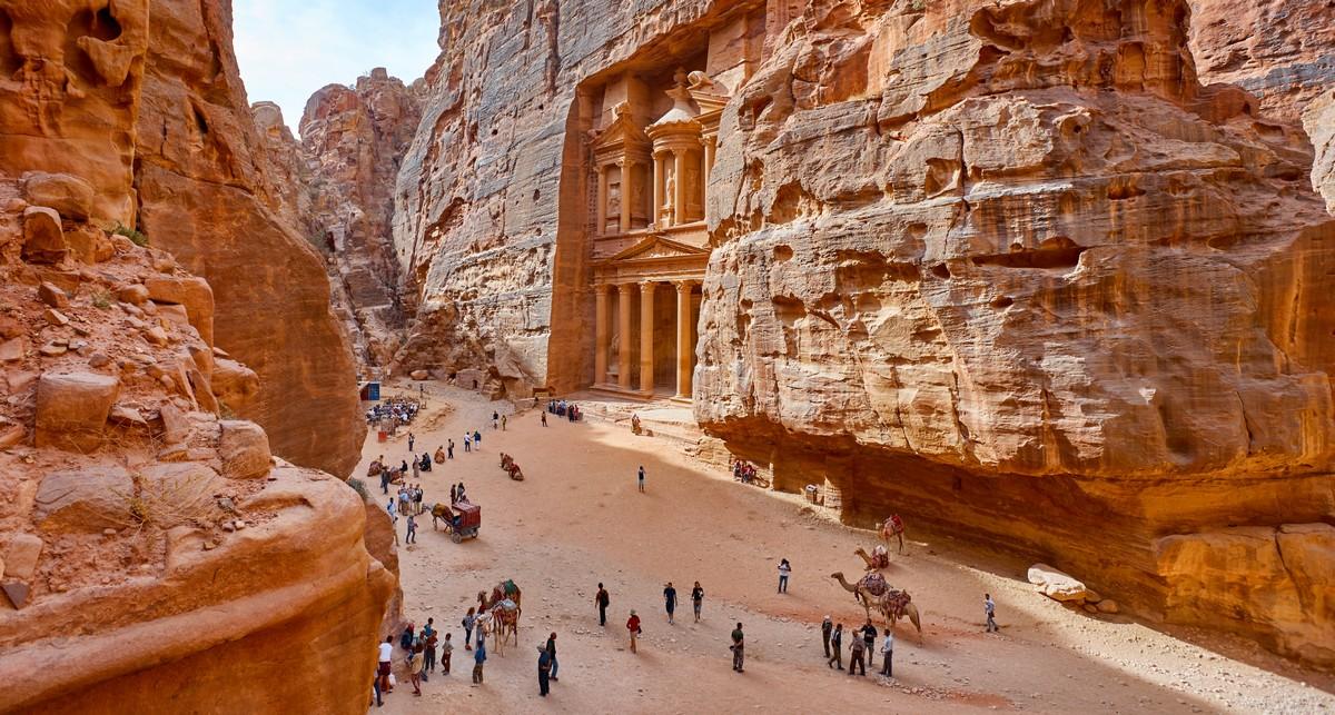 Con Viaggi Guidati Gruppo Di Garantite Partenze Giordania dxoCBre