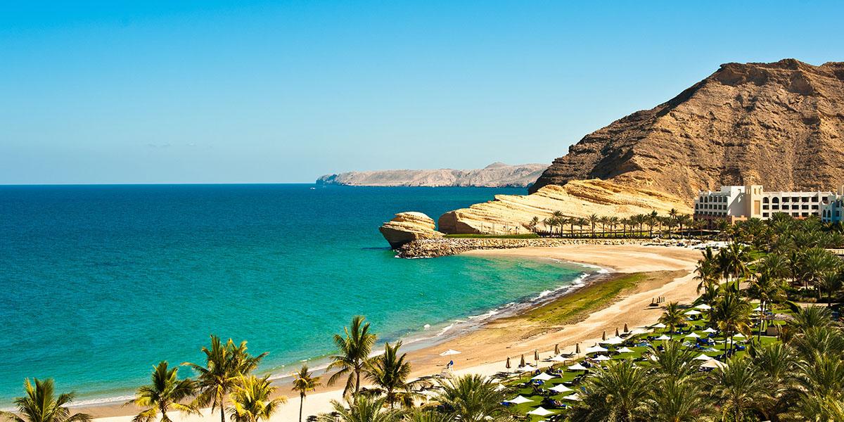 Collegare in Oman