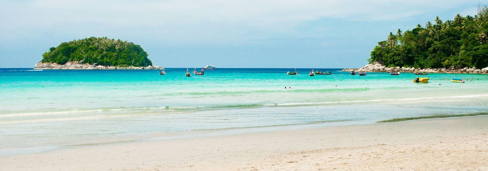 CAPODANNO: TOUR THAILANDIA E SOGGIORNO MARE PHUKET O KAO LAK